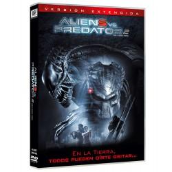 Aliens vs. predator 2 (versión extendida)  - DVD
