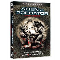 Alien vs predator 1+ 2  - DVD