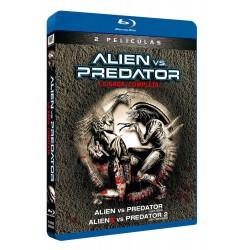 Alien vs predator 1+ 2  - BD