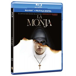 La monja (Stelbook) - BD