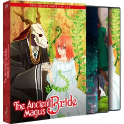 The Ancient Magus Bride (Parte 1) - DVD