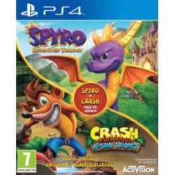Crash Bandicoot N-Sane Trilogy + Spyro Reignited - PS4