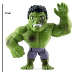 Figura Hulk 15 cm (Nano Metal Figs)