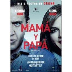 Mamá y papá - DVD
