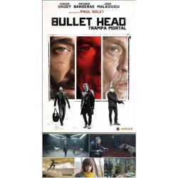 Bullet Head: trampa mortal - DVD