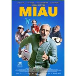 Miau (Róbale a la vida) - DVD