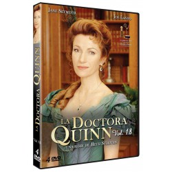 La Doctora Quinn - Volumen 18 - DVD