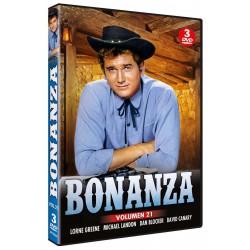 Bonanza - Volumen 21 - DVD