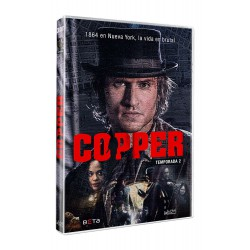 Copper t2 - DVD