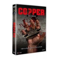 Copper - Serie Completa - BD