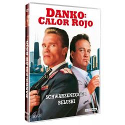 Danko, calor rojo - DVD