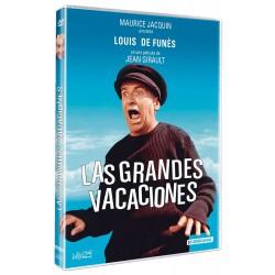 Las grandes vacaciones - DVD