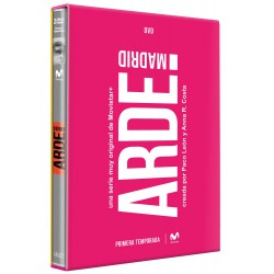 Arde madrid - serie completa - DVD