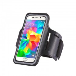 Funda brazalete universal movil negro