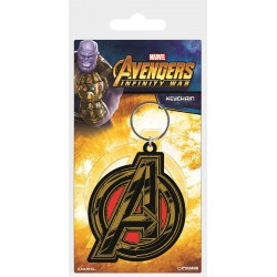 Llavero Avengers Infinity War Symbol