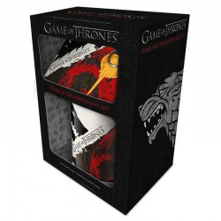 Game of Thrones caja regalo Lannister