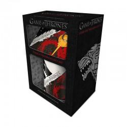 Game of Thrones caja regalo Stark & Targaryen