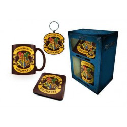 Harry Potter caja regalo Rather Hogwarts