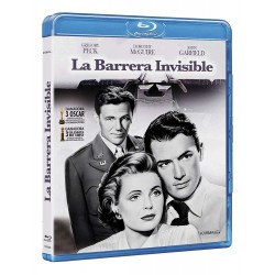 La Barrera Invisible - BD