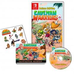 Caveman Warriors Deluxe Edition - SWI