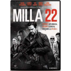 Milla 22 - DVD