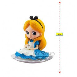Figura Alicia Disney (Q Posket Sugirly)