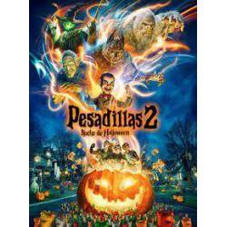 Pesadillas 2: Noche de Halloween - BD