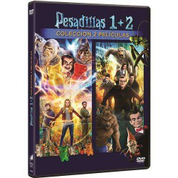 Pack Pesadillas 1-2 - BD