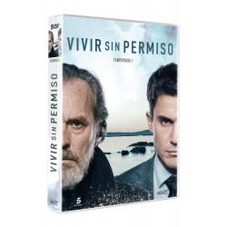 Vivir sin permiso t1 - DVD