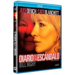 Diario de un escándalo - BD