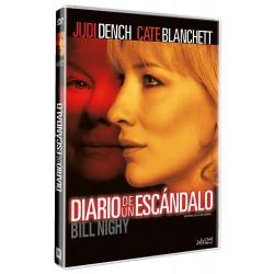 Diario de un escándalo - DVD