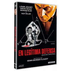 En legítima defensa (quai des orfevres) vose - DVD