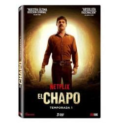 El Chapo (1ª temporada) - DVD