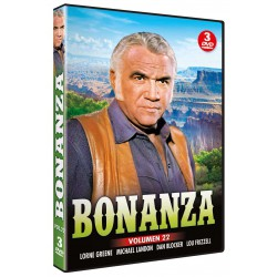 Bonanza Vol. 22 - DVD