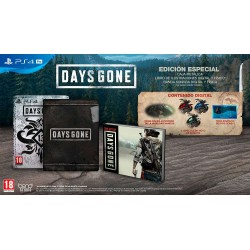 Days Gone Edición Especial - PS4