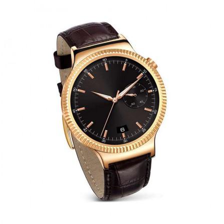 Smartwatch Huawei Elite Gold Correa Piel