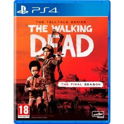 Telltales The Walking Dead - The Final Season - PS4