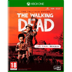Telltales The Walking Dead - The Final Season - Xbox one