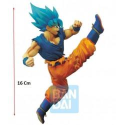 Figura Super Saiyan God Son Goku ZBattle (Dragon Ball)