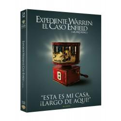 Expediente warren: el caso enfield (the conjuring) - Iconic - BD