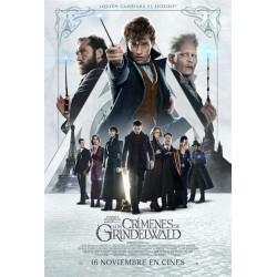 Animales fantásticos: Los crímenes de Grindelwald - BD