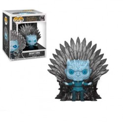 Funko Pop Deluxe Night King  (Juego de Tronos T.10)