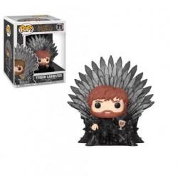 Funko Pop Deluxe Tyrion Lannister (Juego de Tronos T.10)