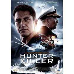 Hunter Killer. Caza en las profundidades - DVD