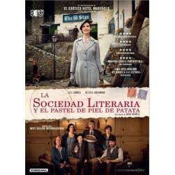 La sociedad literaria y el pastel de piel de patata - DVD