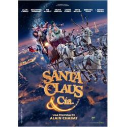 Santa Claus & Cia. - BD