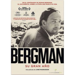 Bergman, su gran año (Documental) - DVD