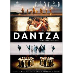 Dantza (documental-musical) - DVD
