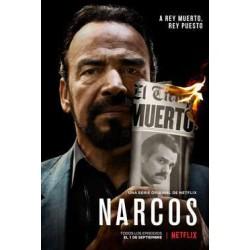Narcos (3ª Temporada) - DVD