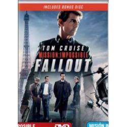 Misión imposible 6: Fallout (Steelbook) - BD